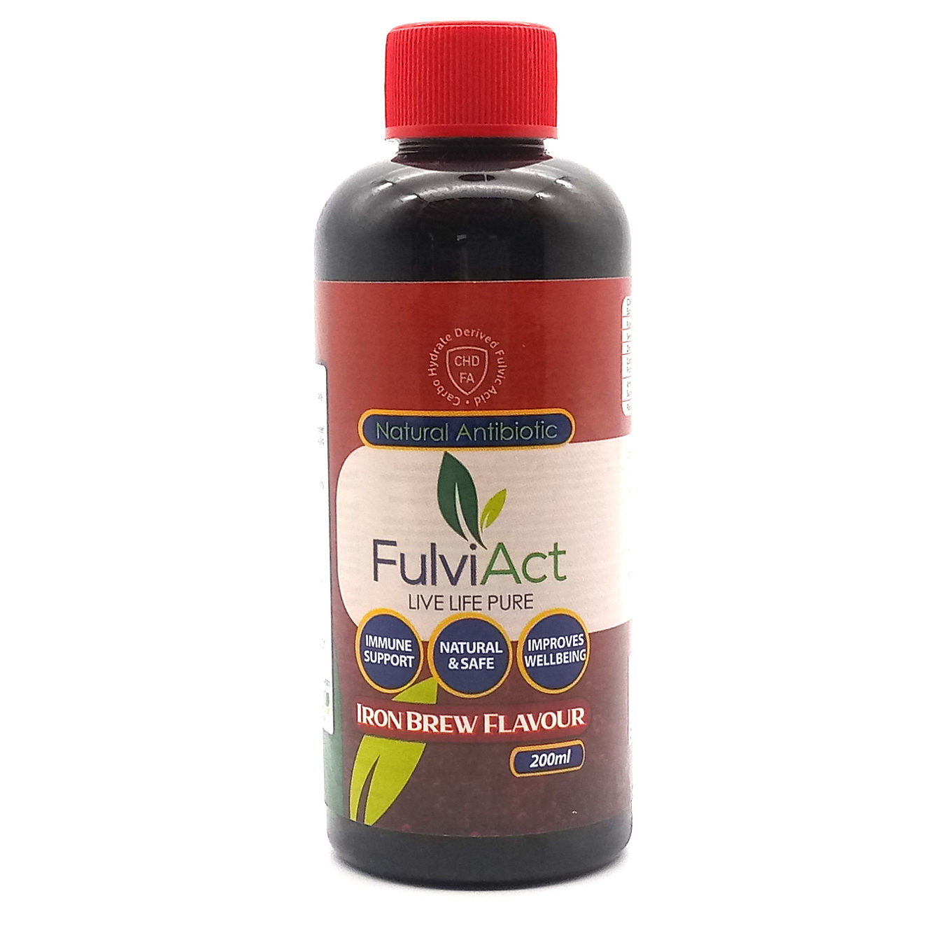 FulviAct Natural Antibiotic