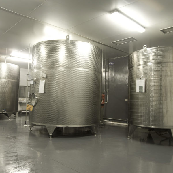 Fulvimed - Plant API Storage Tanks