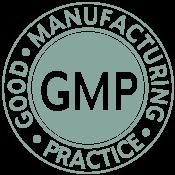 GMP Manufacturing Logo - 175