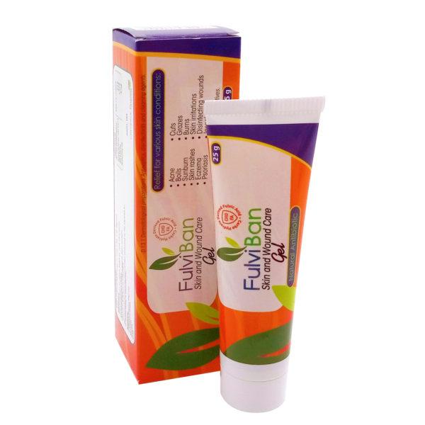 FulviAct - FulviBan Skin & Wound Care Gel 25g