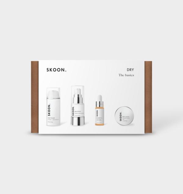 SKOON The Basic 4 - DRY