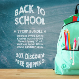 Back to School - Syrup Bundle