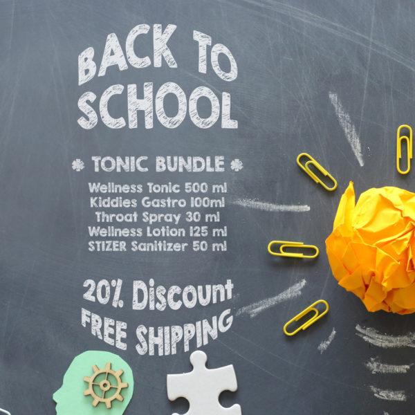 Back to School - Tonic Bundle
