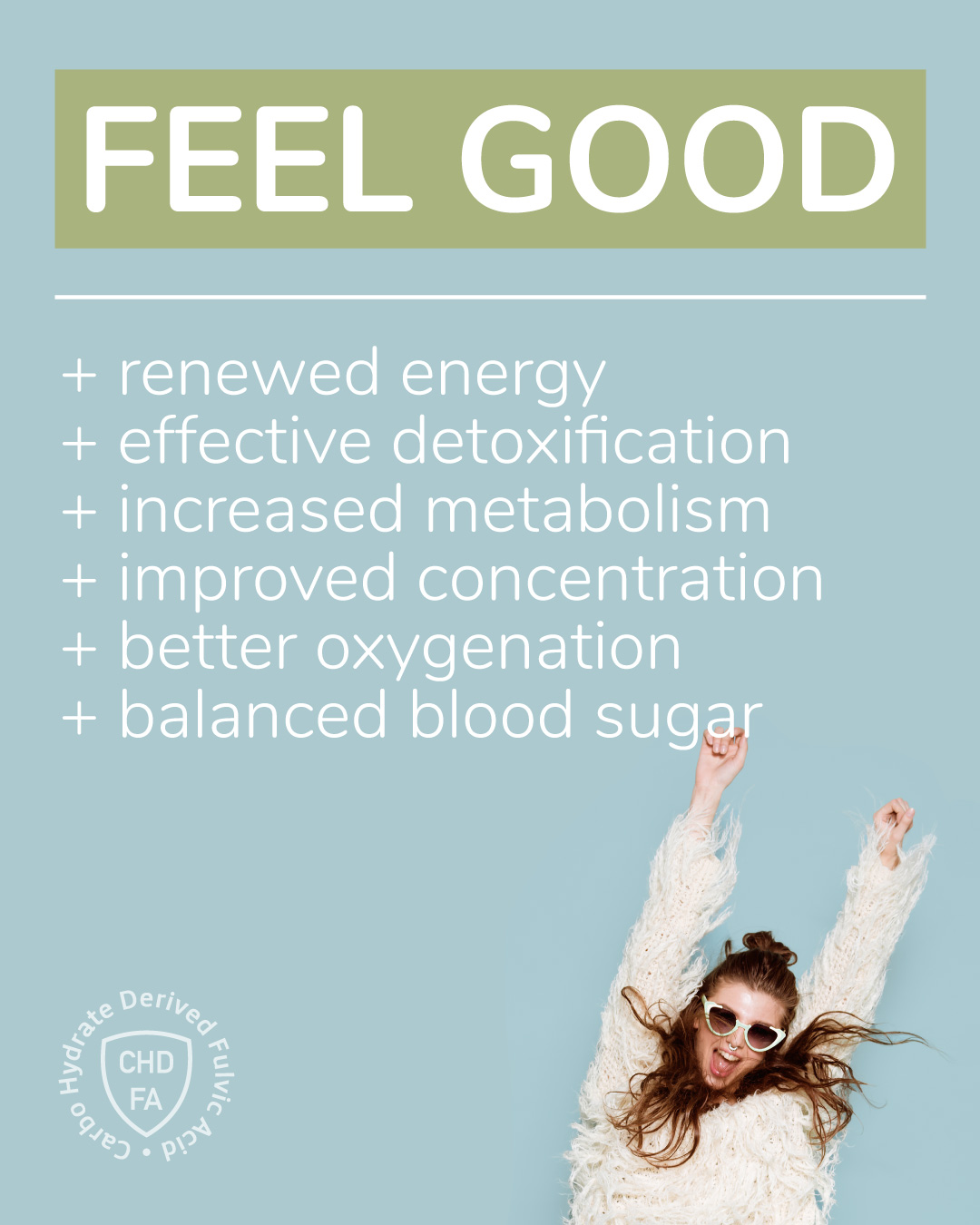 CHD-FA - Feel Good