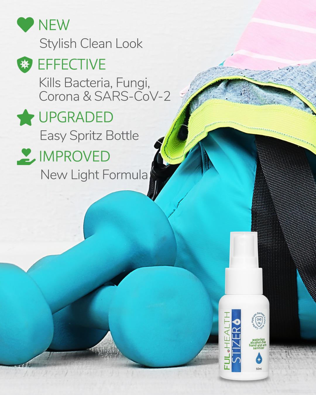 FUL.HEALTH - Travel-Kit - STIZER