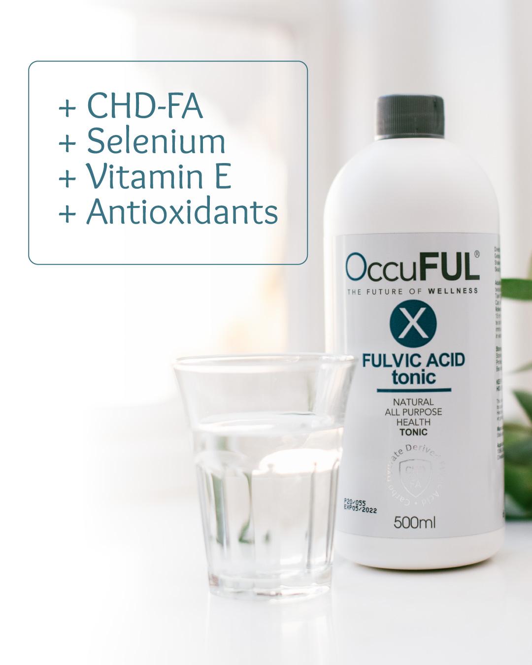 OccuFUL X - Health Tonic