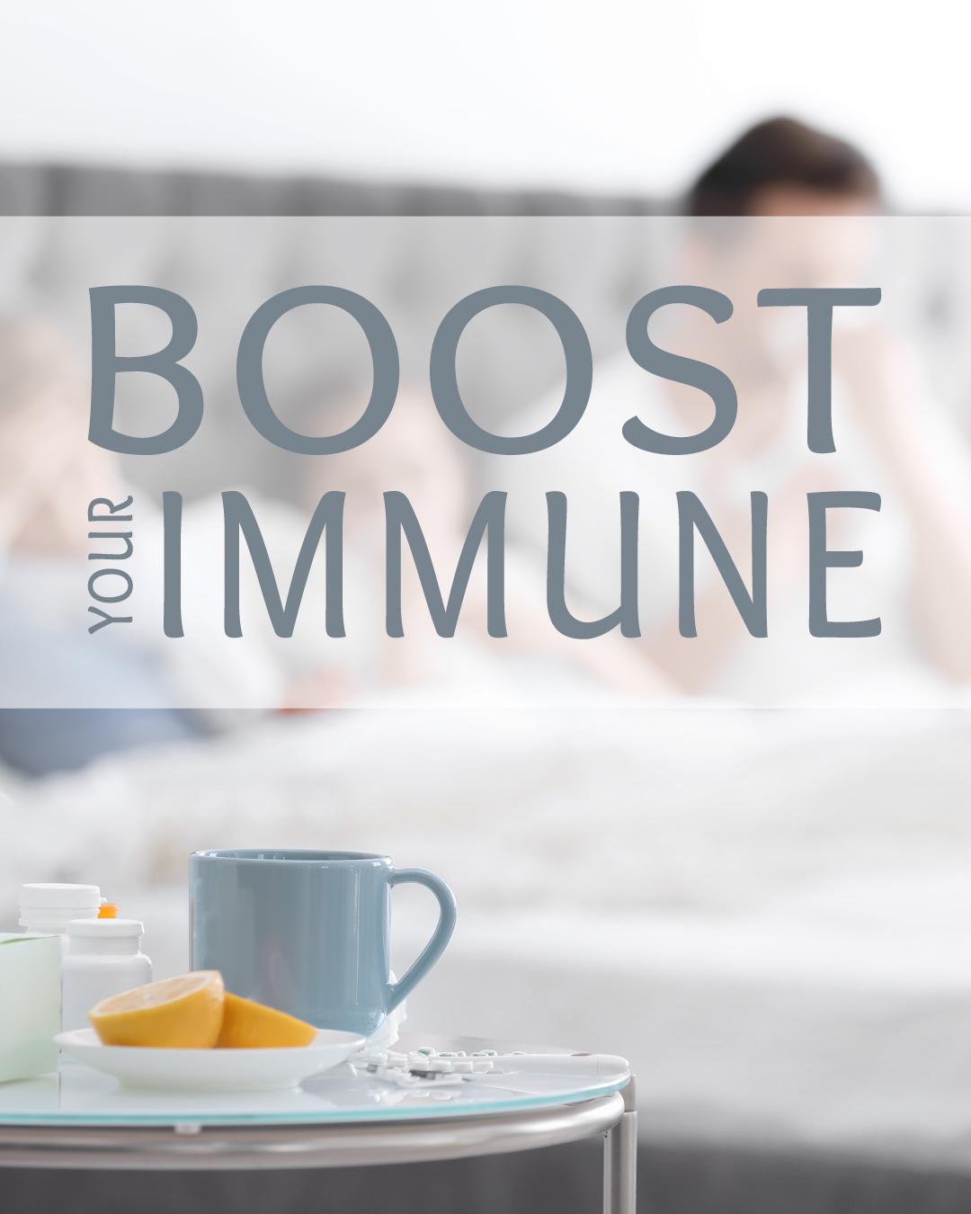 Boost Immune with Fulvic Acid
