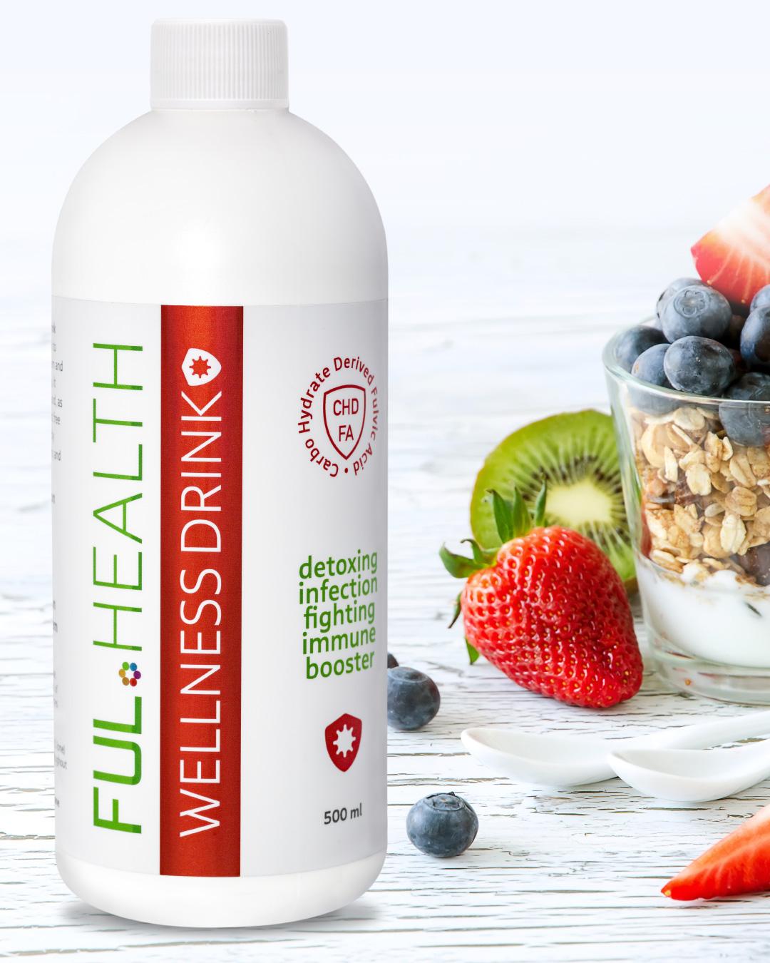 FUL.HEALTH - Wellness Drink - Breakfast Boost